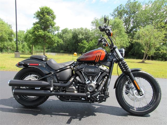 2021 Harley-Davidson Cruiser Street Bob 114 at Conrad's Harley-Davidson