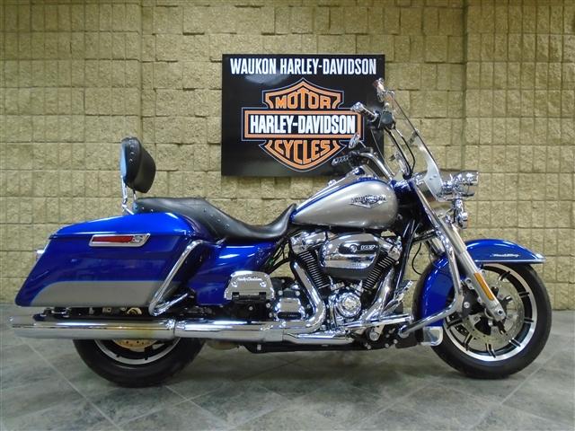 2017 Harley-Davidson Road King Base at Waukon Harley-Davidson, Waukon, IA 52172