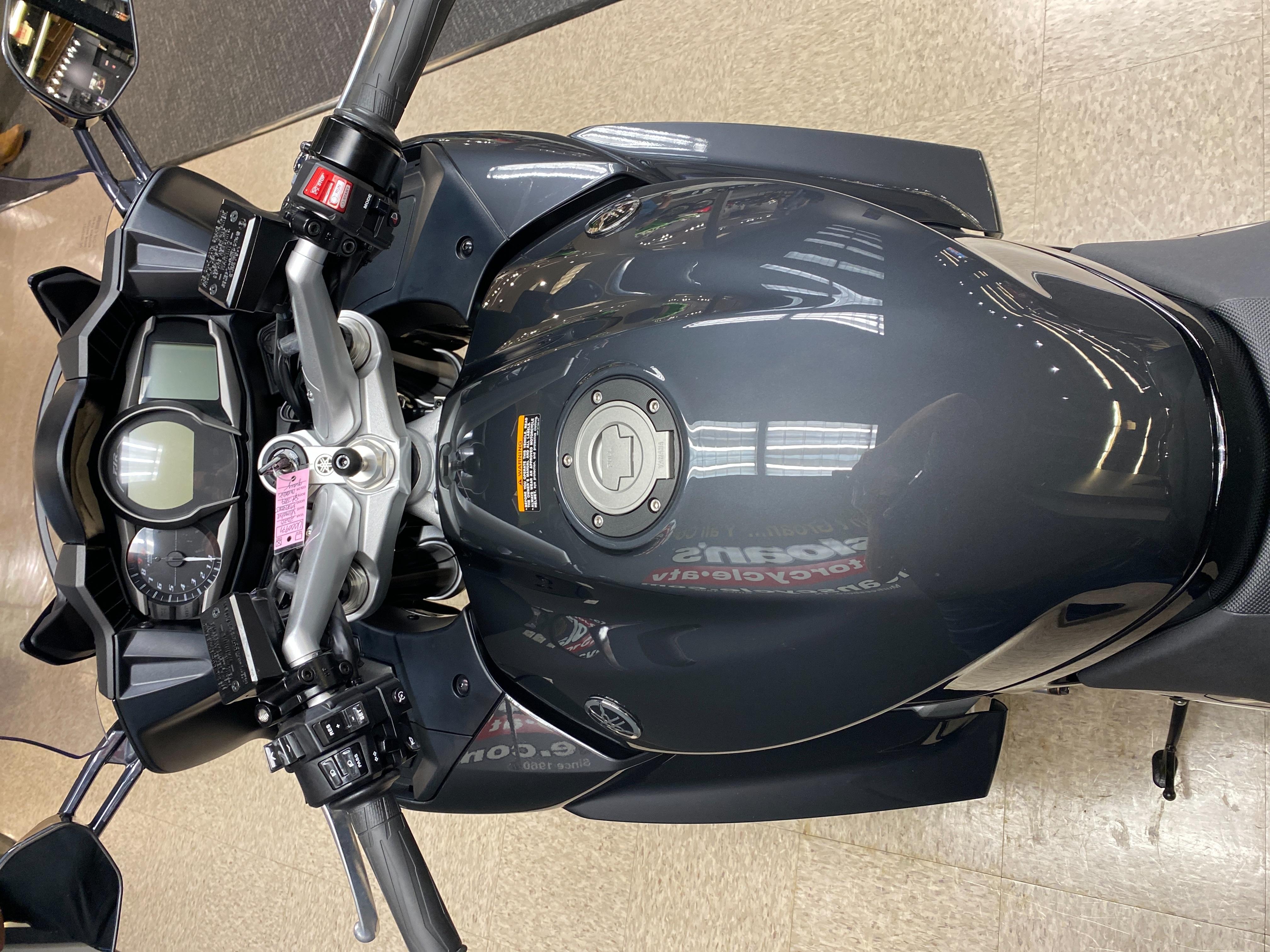 2020 Yamaha FJR 1300ES at Sloans Motorcycle ATV, Murfreesboro, TN, 37129