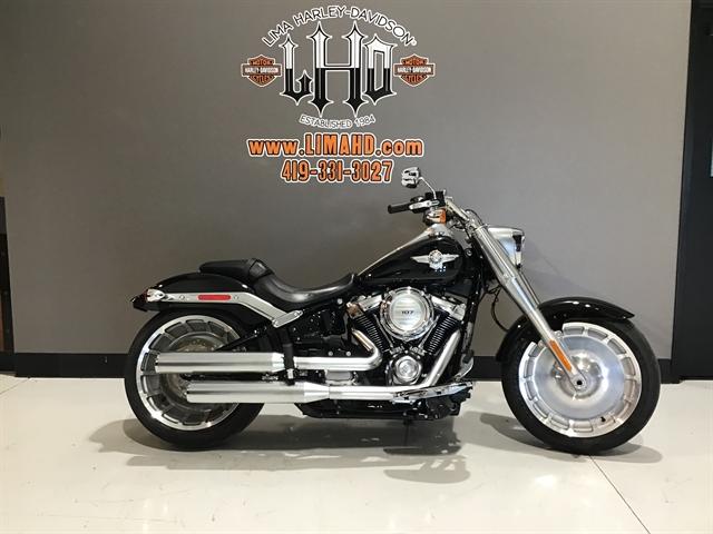 2018 Harley-Davidson Softail Fat Boy at Lima Harley-Davidson