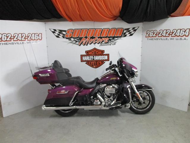 2016 Harley-Davidson Electra Glide Ultra Limited Low at Suburban Motors Harley-Davidson