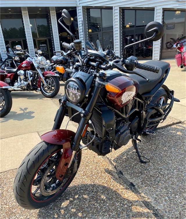 2022 Indian FTR S at Shreveport Cycles