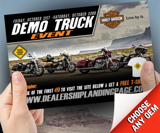 2018 ANYTIME Demo Truck Powersports at PSM Marketing - Peachtree City, GA 30269
