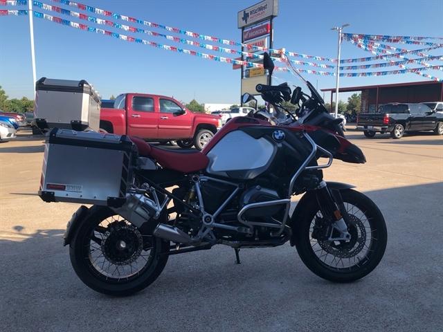 2018 BMW R 1200 GS Adventure at Wild West Motoplex