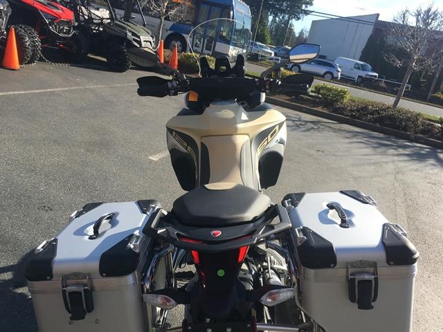 2020 Ducati Multistrada 1260 Enduro at Lynnwood Motoplex, Lynnwood, WA 98037
