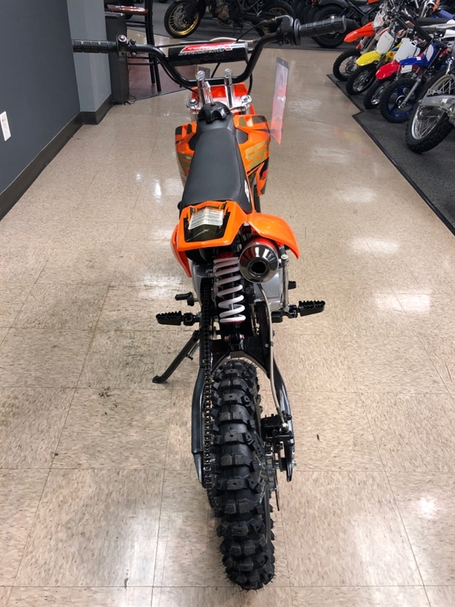 2019 SSR Motorsports SR125 Base at Sloans Motorcycle ATV, Murfreesboro, TN, 37129