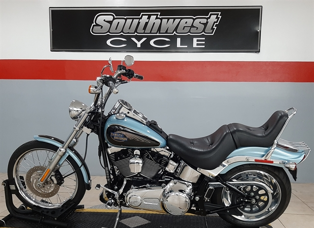 2007 Harley-Davidson Softail Custom at Southwest Cycle, Cape Coral, FL 33909