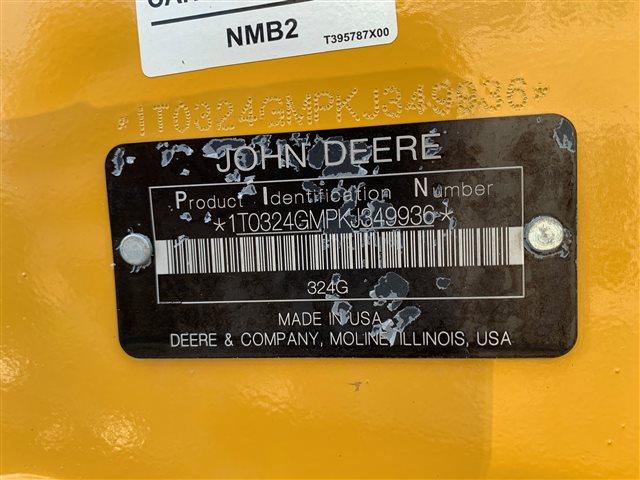 2019 John Deere 324G at Keating Tractor