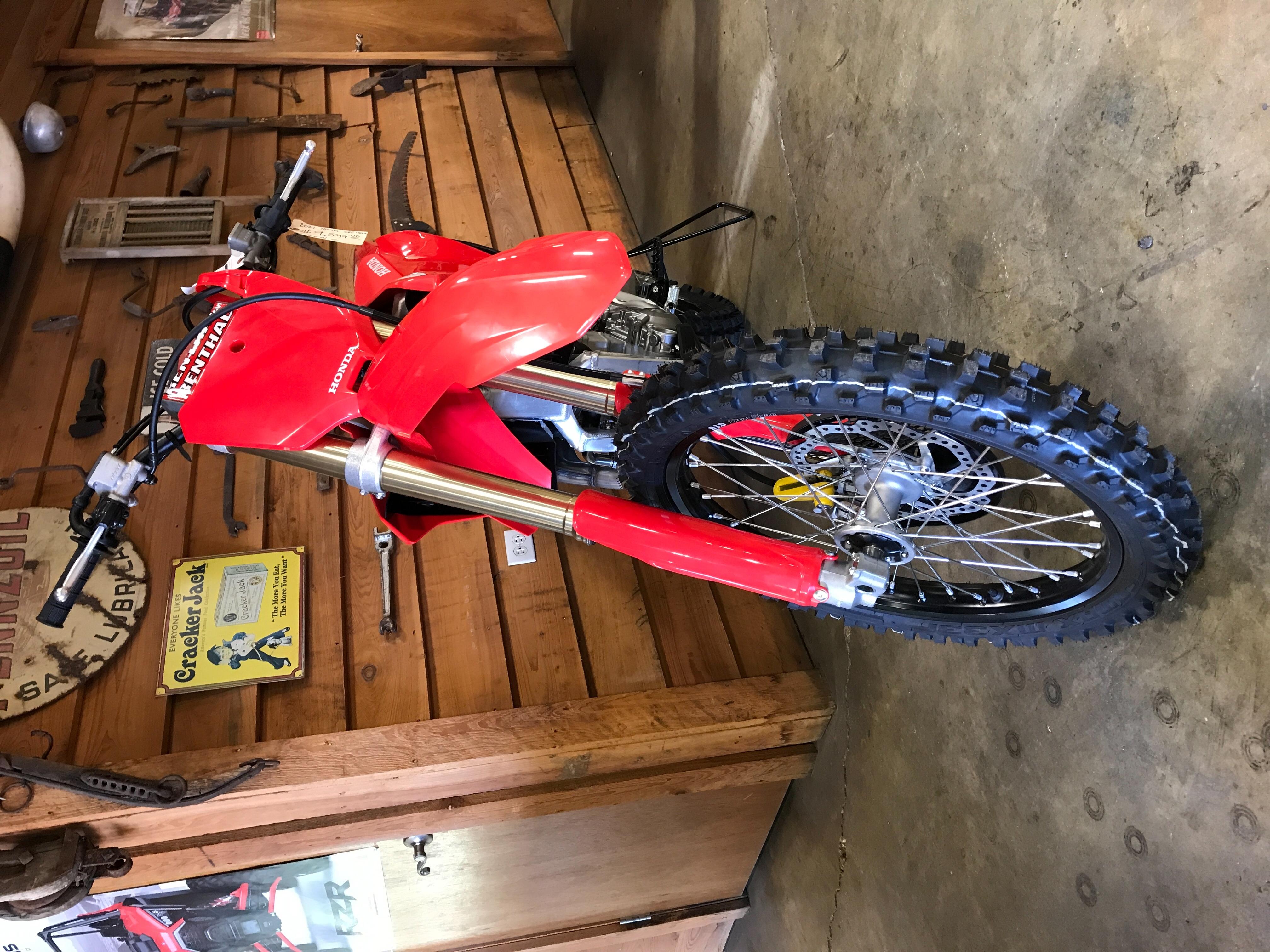 2021 HONDA CRF450RM 450R at ATV Zone, LLC
