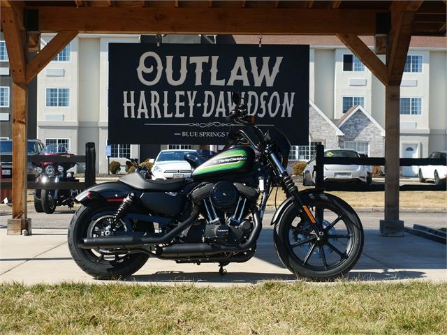 2021 Harley-Davidson Street XL 1200NS Iron 1200 at Outlaw Harley-Davidson