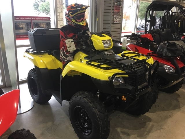 2019 HONDA FOREMAN 4x4 at Kent Motorsports, New Braunfels, TX 78130