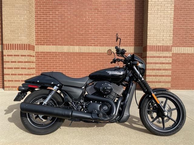 2018 Harley-Davidson Street 750 at Harley-Davidson of Macon