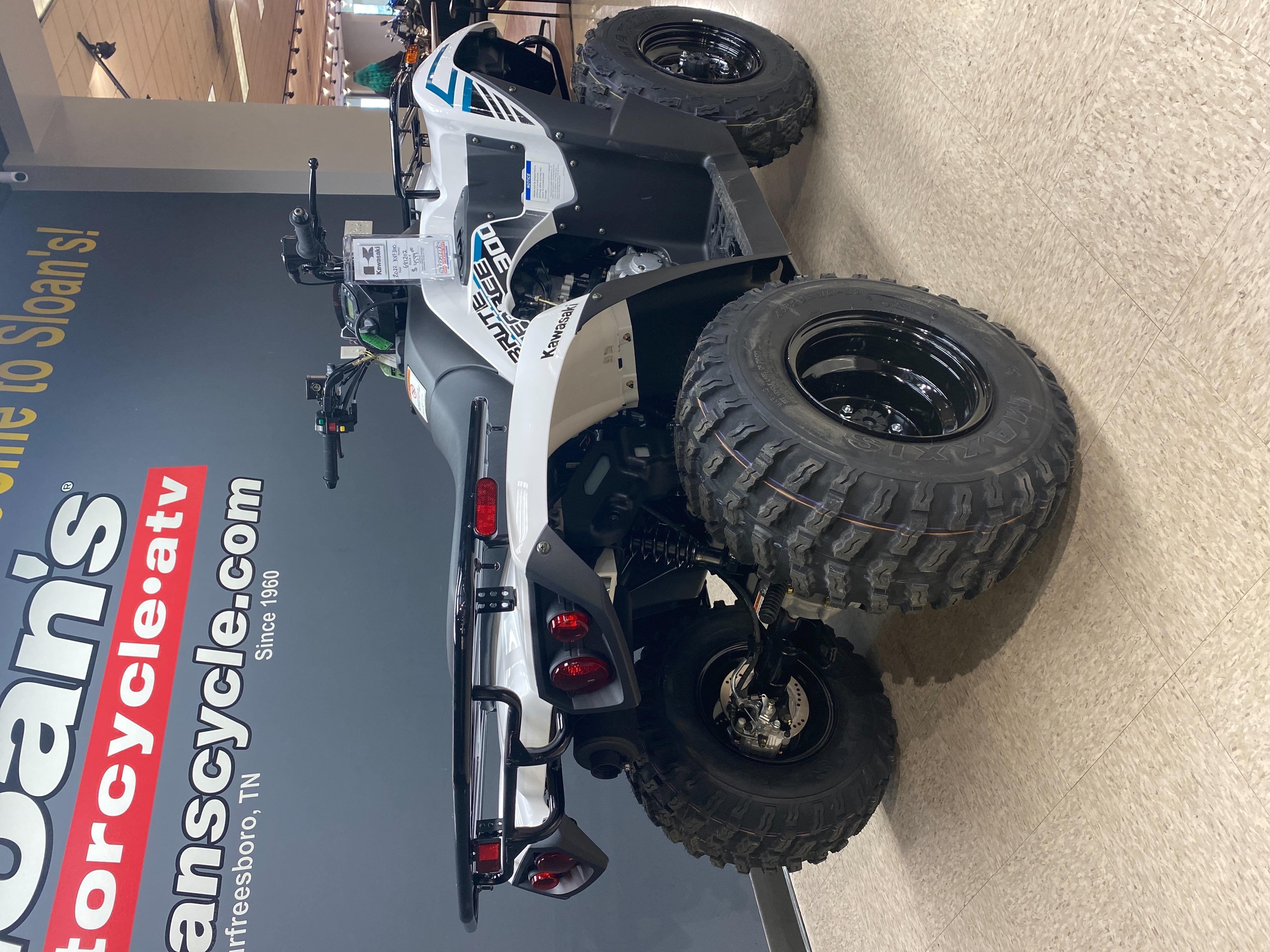 2022 Kawasaki Brute Force 300 at Sloans Motorcycle ATV, Murfreesboro, TN, 37129