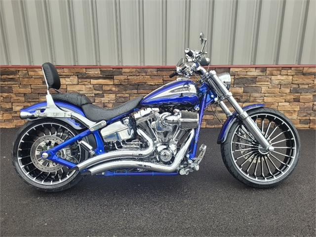 2014 Harley-Davidson Softail CVO Breakout at RG's Almost Heaven Harley-Davidson, Nutter Fort, WV 26301