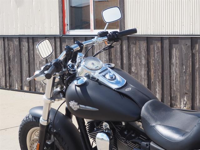 2008 Harley-Davidson Dyna Glide Fat Bob at Loess Hills Harley-Davidson