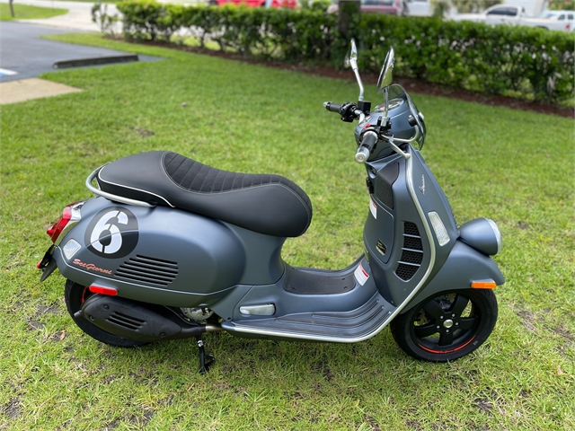 2021 Vespa GTV SEI GIORNI 300 HPE Super 300 HPE Racing Sixties at Powersports St. Augustine