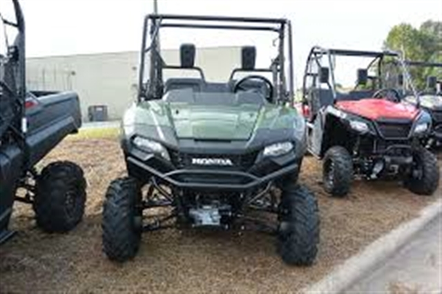 2019 Honda Pioneer 700 Base at Kent Motorsports, New Braunfels, TX 78130