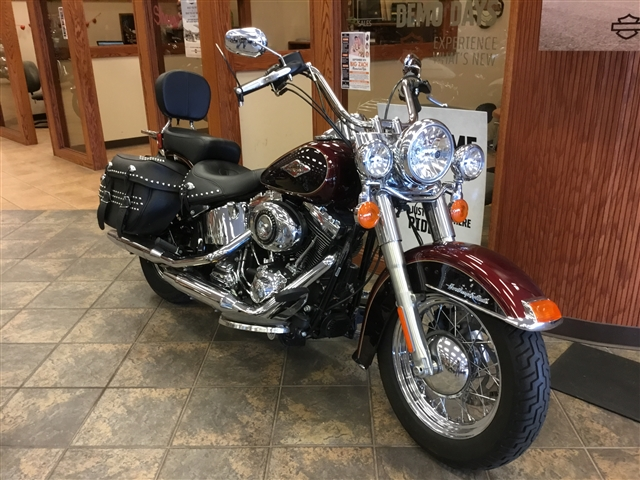 2015 Harley-Davidson Softail Heritage Softail® Classic at Bud's Harley-Davidson, Evansville, IN 47715