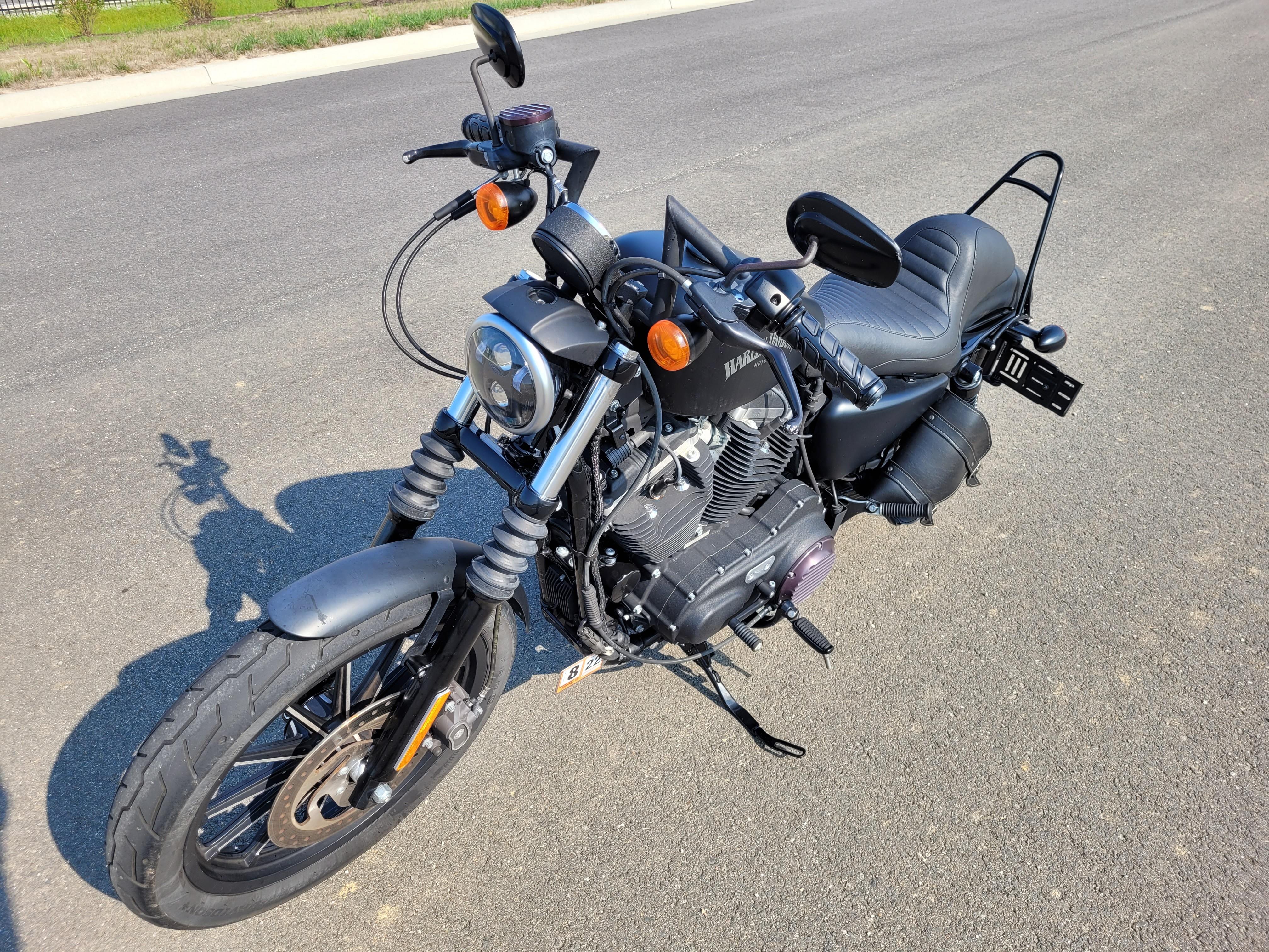 2014 Harley-Davidson Sportster Iron 883 at Richmond Harley-Davidson