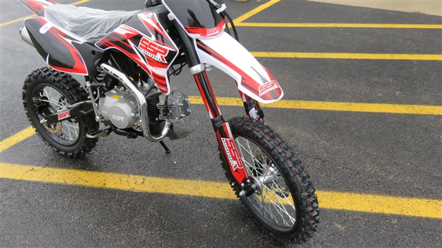 2019 SSR Motorsports SR125TR at Randy's Cycle, Marengo, IL 60152