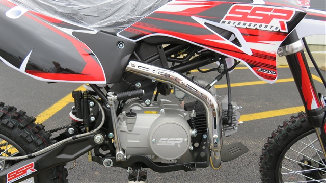 2019 SSR Motorsports SR125TR at Randy's Cycle, Marengo, IL 60152