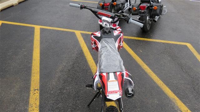 2019 SSR Motorsports TR Series SR125TR-BW at Randy's Cycle, Marengo, IL 60152