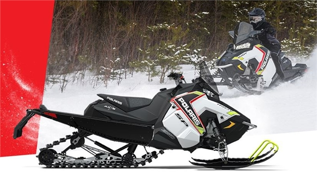 2021 Polaris Indy 600 SP 137 at Fort Fremont Marine