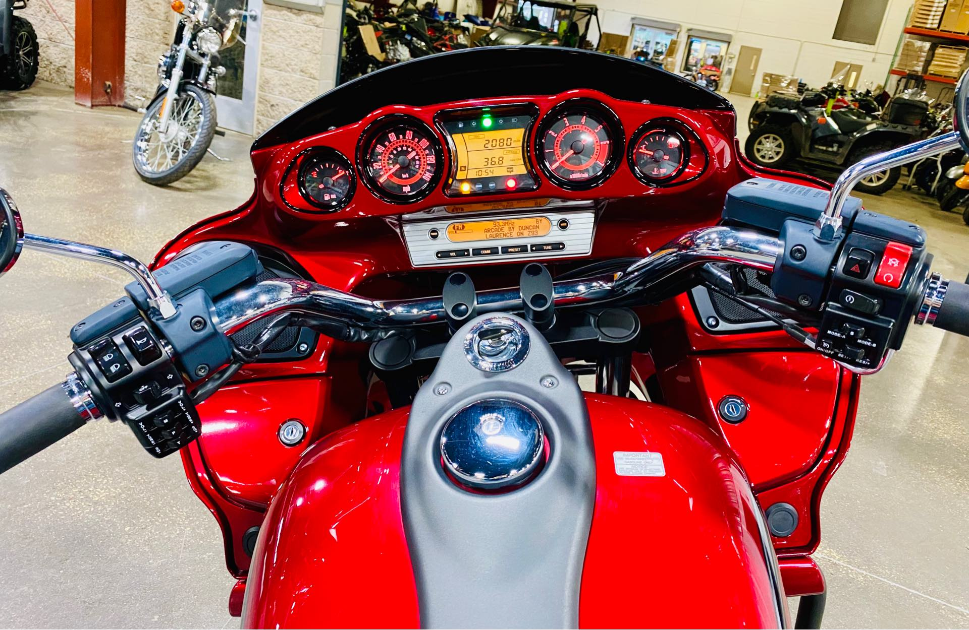 2017 Kawasaki Vulcan 1700 Vaquero ABS at Rod's Ride On Powersports