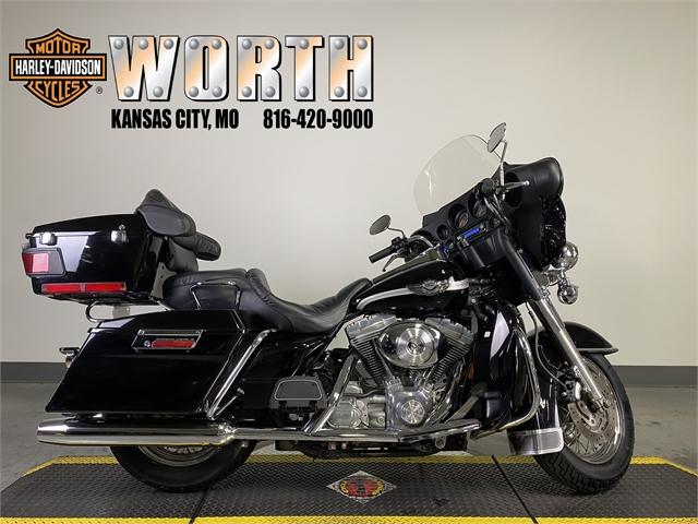 2003 Harley-Davidson FLHT at Worth Harley-Davidson