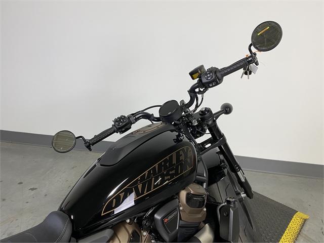 2021 Harley-Davidson Sportster S at Outlaw Harley-Davidson