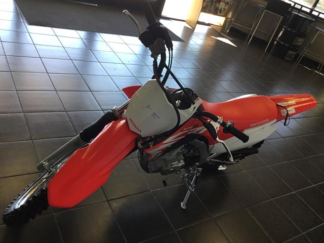 2021 Honda CRF 125F at Champion Motorsports