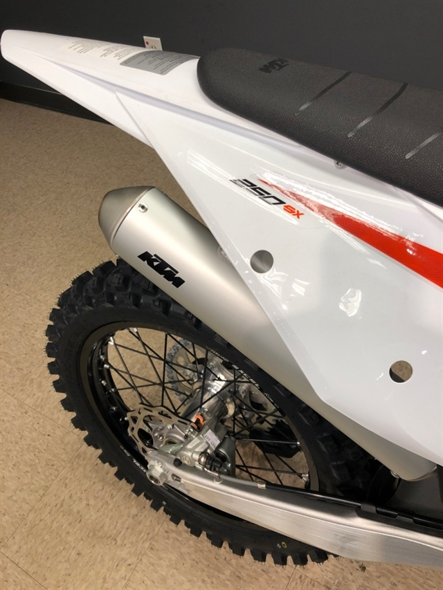 2020 KTM 250 SX 250 SX at Sloans Motorcycle ATV, Murfreesboro, TN, 37129