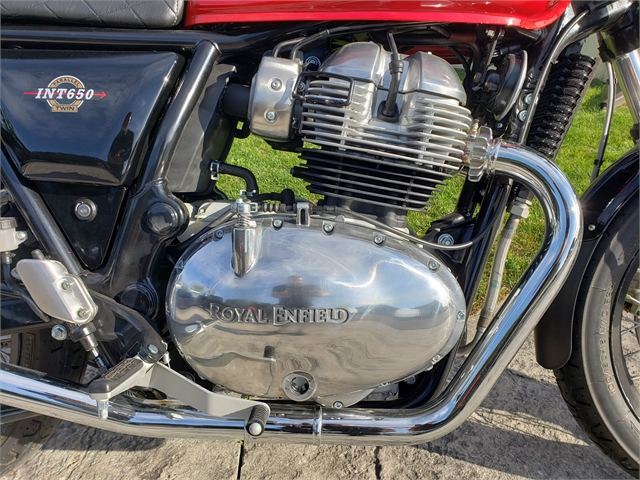 2021 Royal Enfield 650 INT in Baker Express at Classy Chassis & Cycles