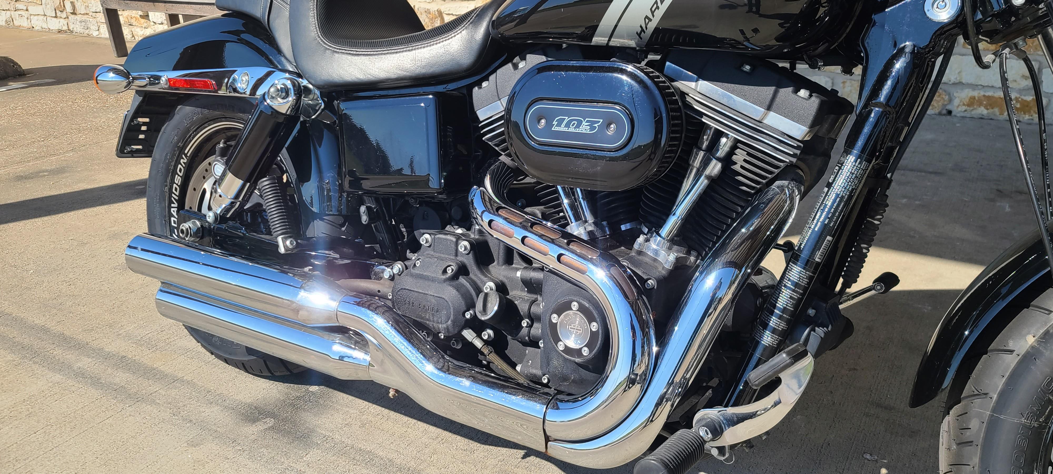 2016 Harley-Davidson Dyna Fat Bob at Harley-Davidson of Waco