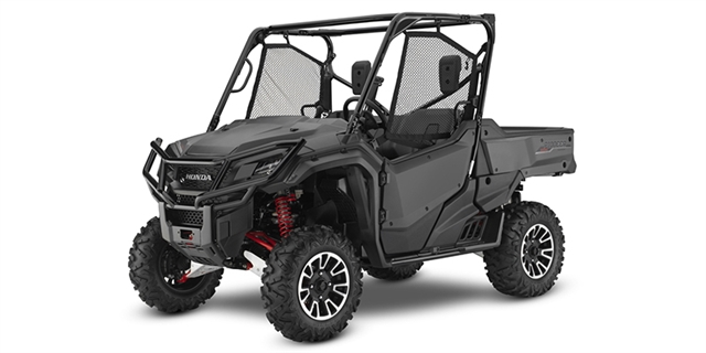 2018 Honda Pioneer 1000 LE at Seminole PowerSports North, Eustis, FL 32726