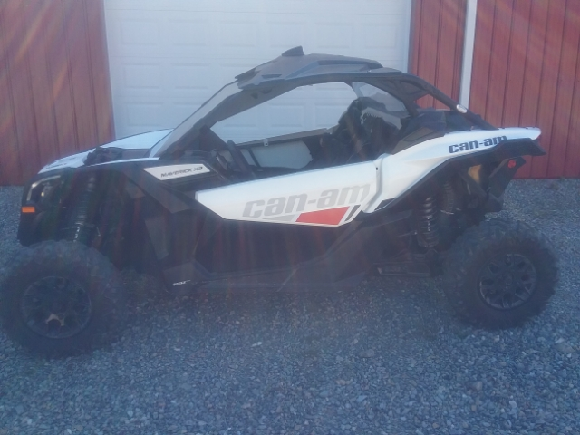 2017 Can-Am Maverick X3 TURBO R at Thornton's Motorcycle - Versailles, IN