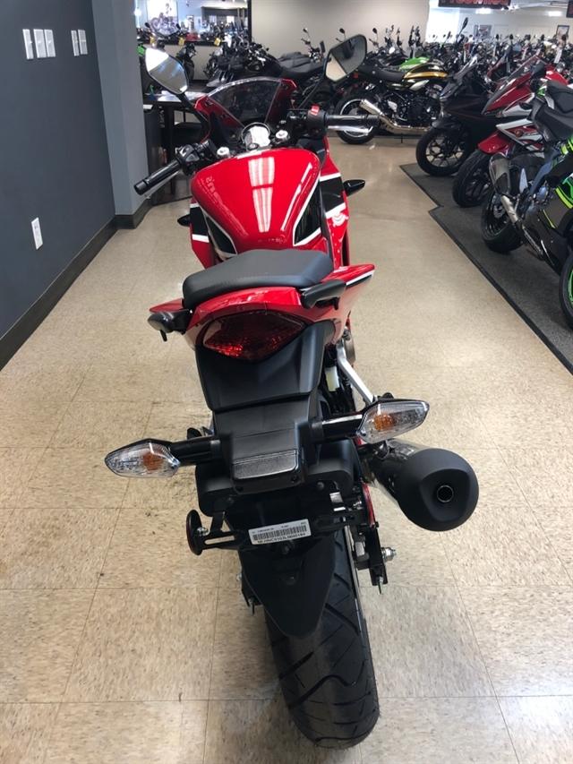 2020 Honda CBR300R Base at Sloans Motorcycle ATV, Murfreesboro, TN, 37129