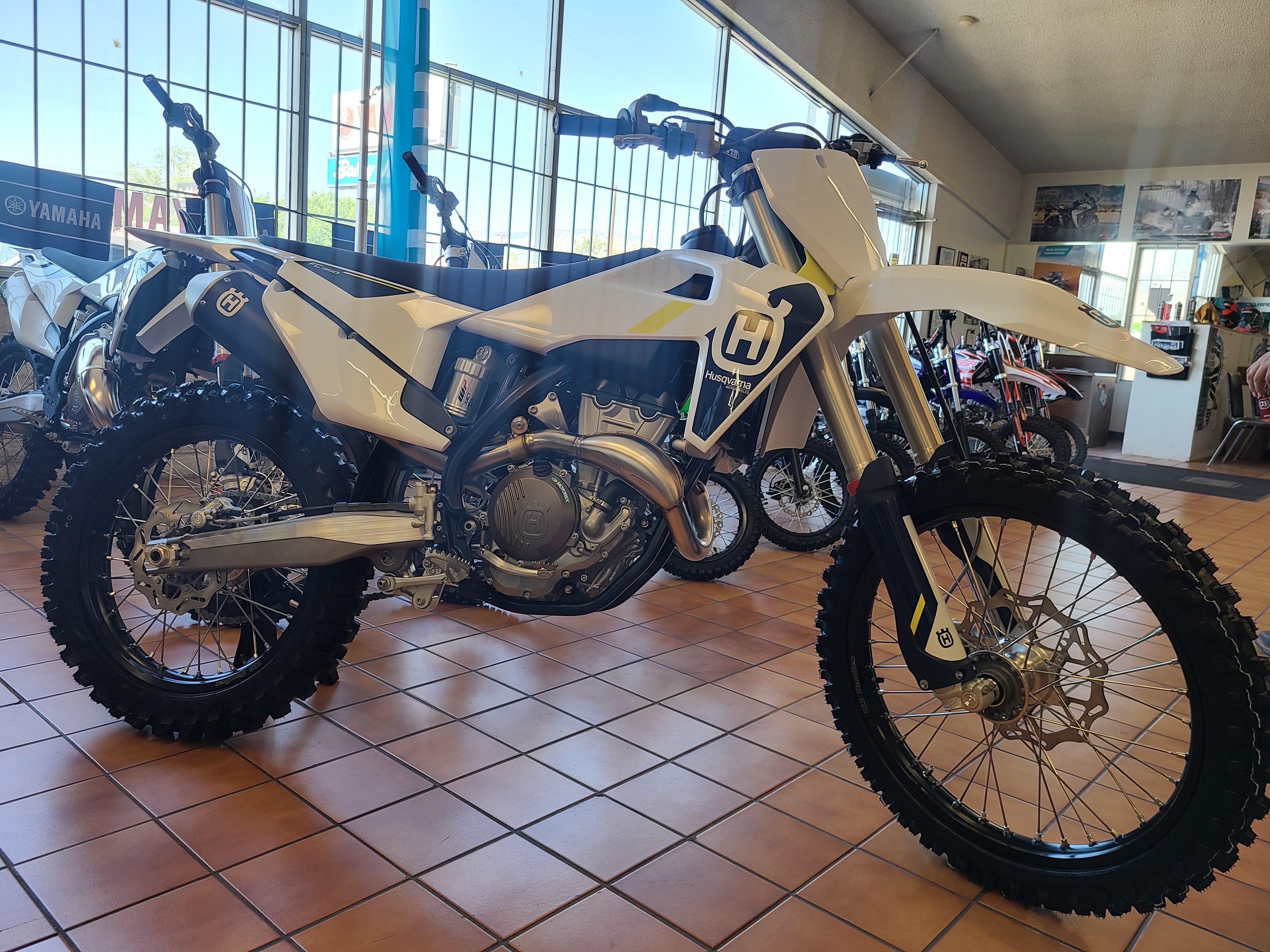 2021 Husqvarna FC 350 at Bobby J's Yamaha, Albuquerque, NM 87110