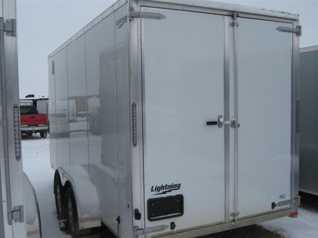 2018 Lightning Trailers LTF716TA3-12 at Nishna Valley Cycle, Atlantic, IA 50022