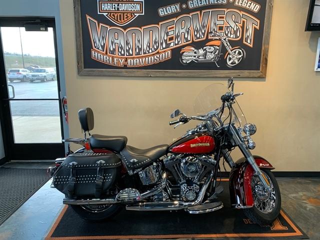 2010 Harley-Davidson Softail Heritage Softail Classic at Vandervest Harley-Davidson, Green Bay, WI 54303