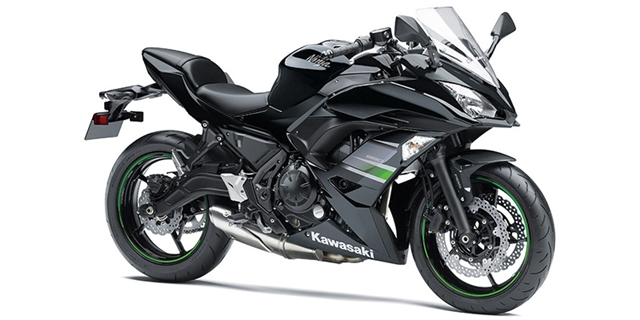 2019 Kawasaki Ninja 650 Base at Hebeler Sales & Service, Lockport, NY 14094