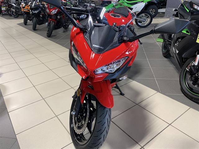 2021 Kawasaki Ninja 400 Base at Star City Motor Sports