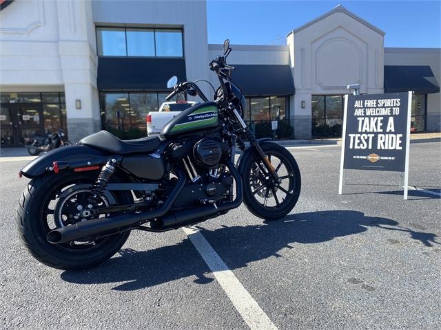 2021 Harley-Davidson Street XL 1200NS Iron 1200 at Southside Harley-Davidson