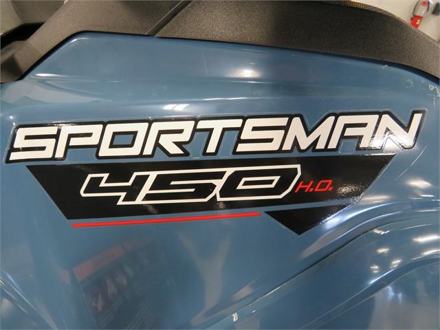 2022 Polaris Sportsman 450 HO EPS at Sky Powersports Port Richey
