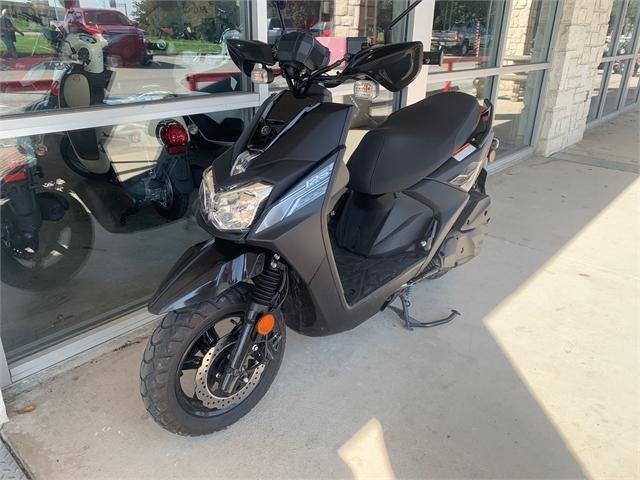 2020 Yamaha Zuma 125 at Kent Motorsports, New Braunfels, TX 78130