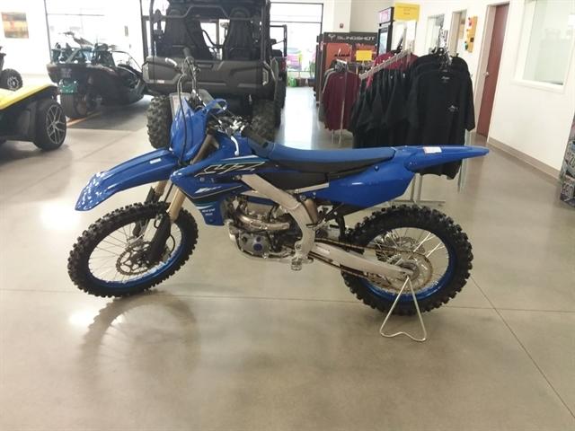 2021 Yamaha YZ 450F at Brenny's Motorcycle Clinic, Bettendorf, IA 52722