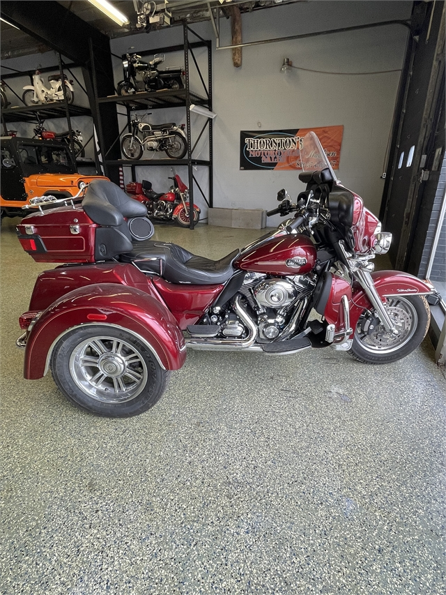 2010 Harley-Davidson Trike Tri Glide Ultra Classic at Thornton's Motorcycle Sales, Madison, IN