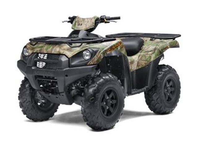 2018 Kawasaki Brute Force 750 4x4i EPS Camo at Seminole PowerSports North, Eustis, FL 32726