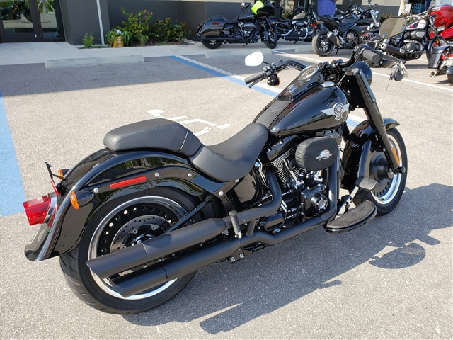 2017 Harley-Davidson S-Series Fat Boy at Fort Myers