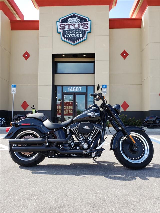 2017 Harley-Davidson S-Series Fat Boy at Stu's Motorcycles, Fort Myers, FL 33912